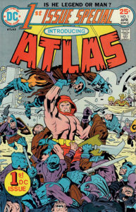 1st Issue Special #1 cover