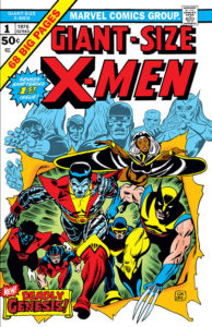 Giant-Size X-Men #1 cover