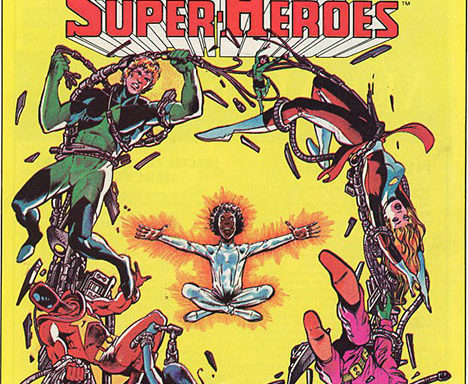 The Legion of Super-Heroes Annual (1982) #1 cover