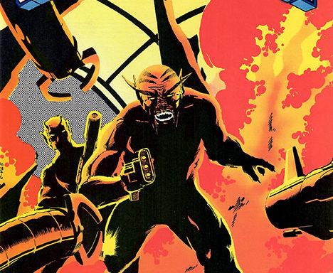 The Omega Men #6 cover