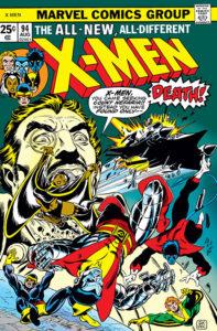 X-Men #94 cover