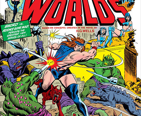 Amazing Adventures #19 cover