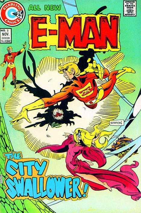 E-Man #5
