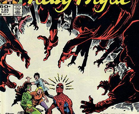 Marvel Team-Up #135