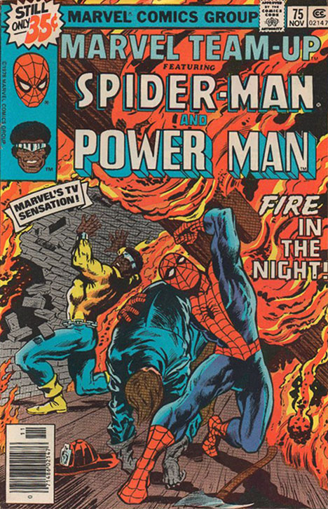 Marvel Team-Up #75