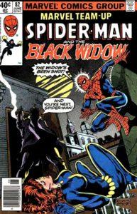 Marvel Team-Up #82
