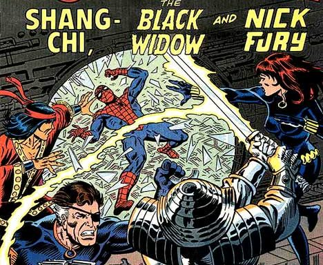 Marvel Team-Up #85
