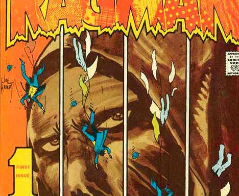 Ragman #1 cover