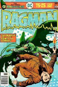Ragman #2 cover