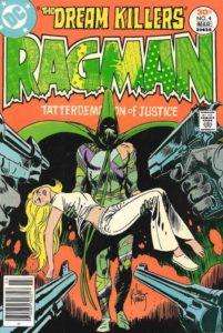 Ragman #4 cover