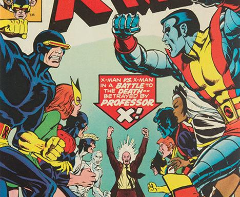 X-Men #100 cover