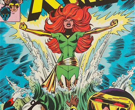 X-Men #101 cover