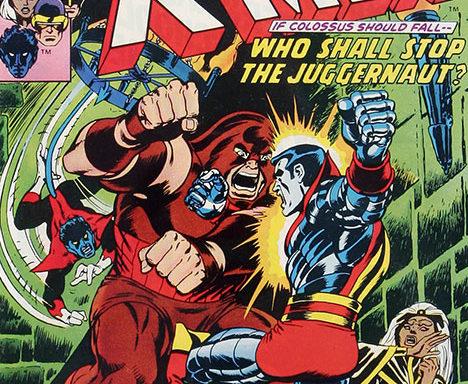 X-Men #102 cover
