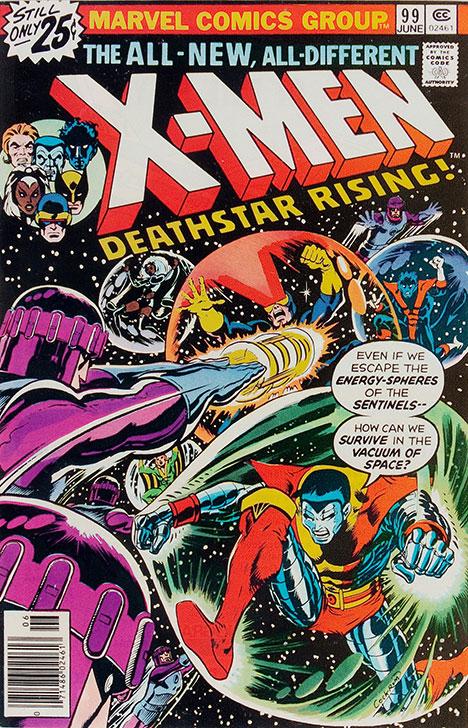 X-Men #99 cover