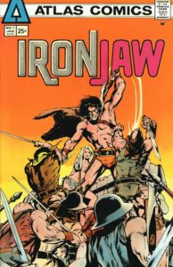 Ironjaw #1 cover