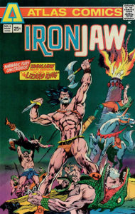 Ironjaw #3 cover