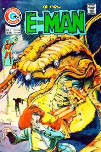 E-Man #7 cover