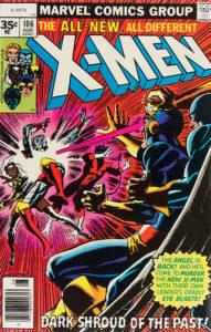 X-Men #106 cover