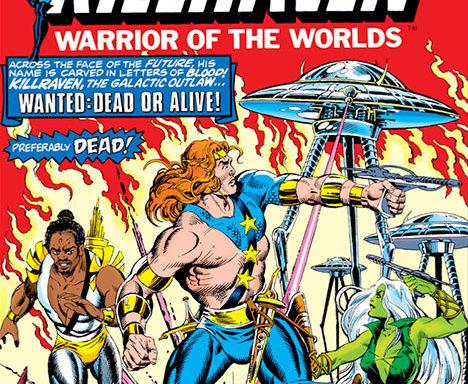Amazing Adventures #30 cover