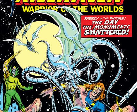 Amazing Adventures #31 cover