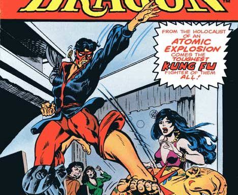 Hands of the Dragon #1 cover