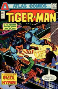Tigerman #3 cover
