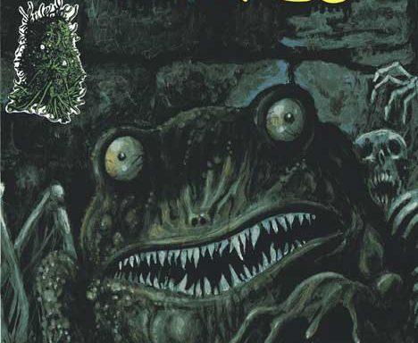 Creepy Things #1 cover