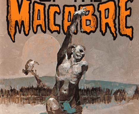 Weird Tales of the Macabre #1 cover