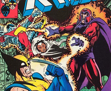 X-Men #112 cover